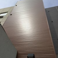 Metal Siding on Stars Inn in Leduc