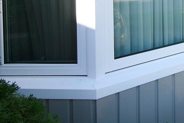 Edmonton Window Capping Alpha Exteriors